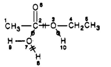 Abbreviated ITS for Hydrolysis