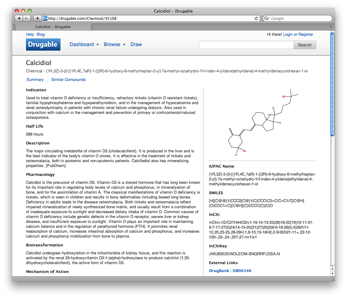 Sixty-Four Free Chemistry Databases | Depth-First