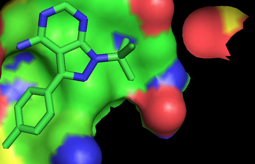 PyMOL Screenshot